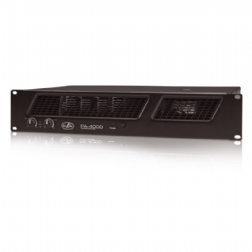 DAS PA-4000 Power Amplifier, 2 x 2100W